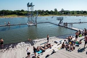 Colibakterier i badevandet: bassinerne i Vestre Fjordpark lukker