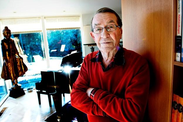 Forfatteren og digteren Benny Andersen er død