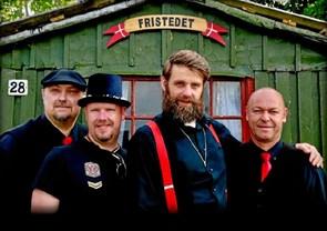 Bernadottegården holder gratis koncert for de ældre i kommunen