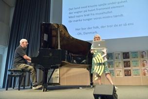 Vendsyssel Teater bød indenfor med sang og teater