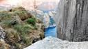 Berømt turistmål: Er det virkelig umagen værd for en udsigt?