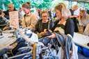 Se billederne: Loppemarked i Karolinelund