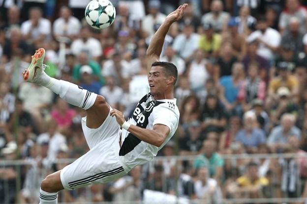 Ronaldos mission: Vinder for Juventus og frelser for Serie A