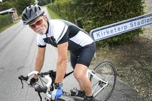 Lars cykler sig til bedre helbred