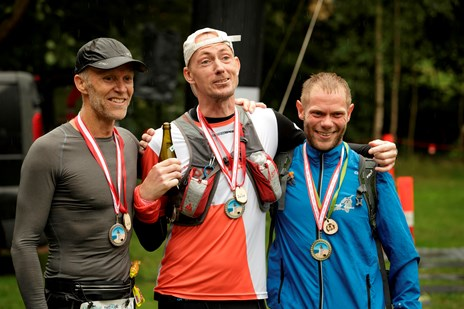 Se alle billederne: 425 løb over målstregen til Rubjerg Knude-løbet
