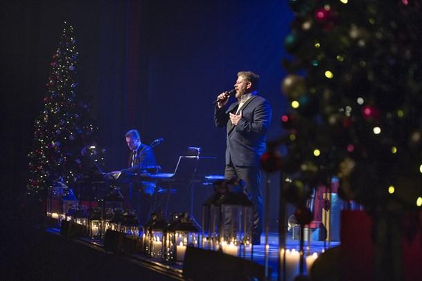 Ingen jul i Aalborg uden Stig Rossen