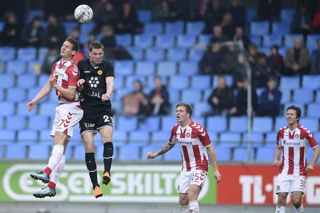 To nordjyder med på U21-landsholdet