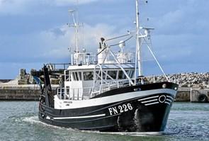 Skibsprojekt har givet arbejde i Hanstholm