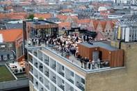Salling tog hul på fejringen af den nye rooftop