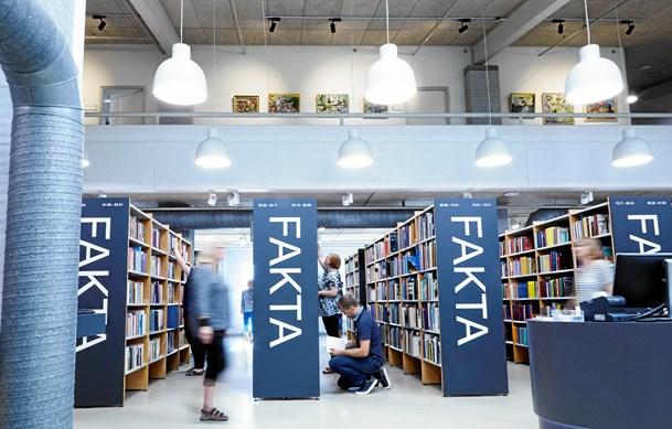 Bibliotekarerne topper