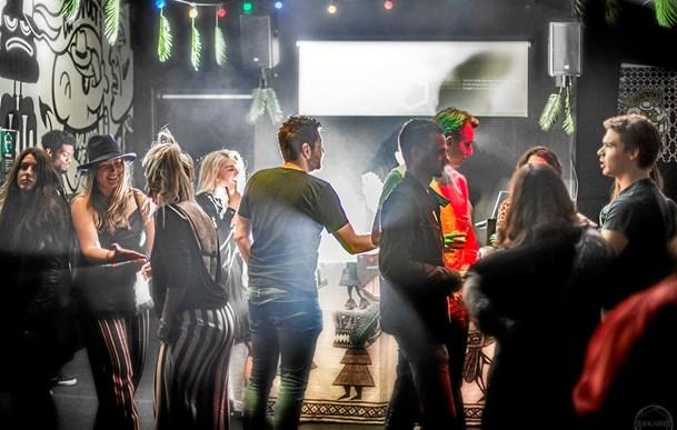 Stor elektronisk fest: Subhive bryder rammerne