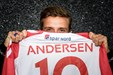 Lucas Andersen er i 'sindssygt god form': - Derfor vender jeg hjem til AaB