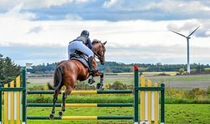 Nordjyske mesterskaber afholdt i Løgstør Rideklub