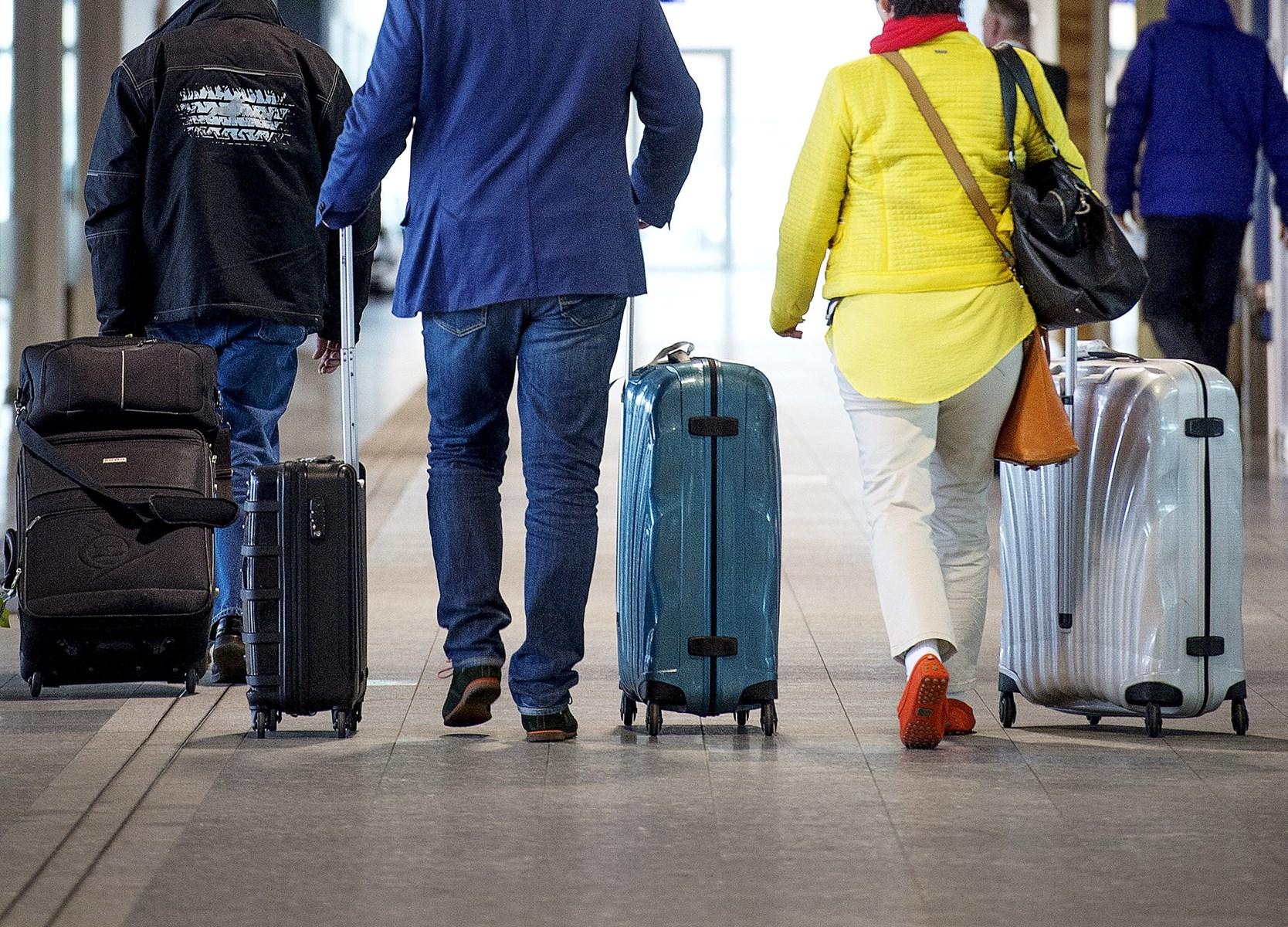 En af årsagerne til væksten er blandt andet de populære spanske ruter. Arkivfoto: Torben Hansen
