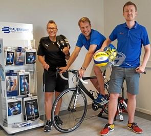 Ny idrætsklinik skal bo hos Benefit Hobro