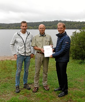 Film i Skoven er  tilbage ved St. Økssø