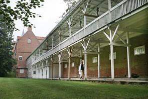 Guidet vandring på sanatoriet