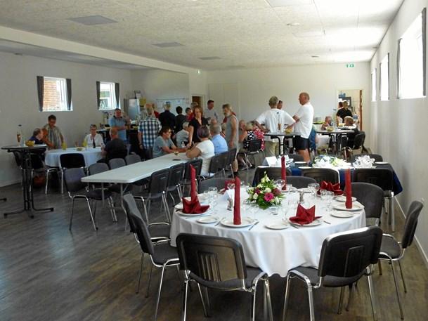 Forsamlingshuset i Sørup ramme for efterårsmesse