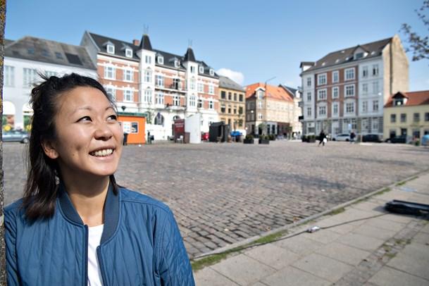 Mit Frederikstorv: Succes med at skabe nyt liv i området
