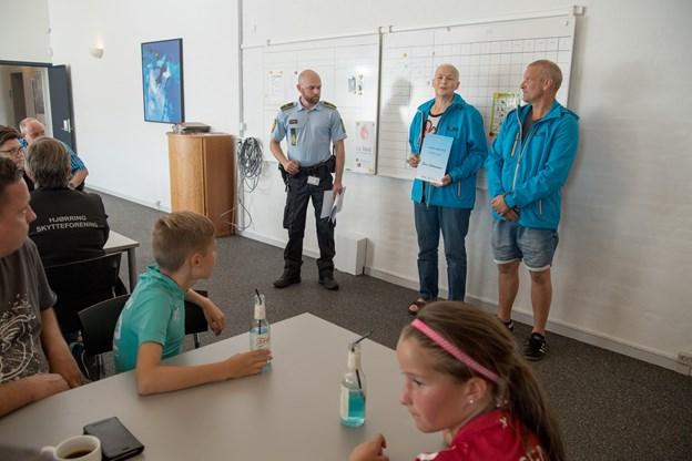 Børns Voksenvenner fik også del i legatmidlerne.Foto: Henrik Louis