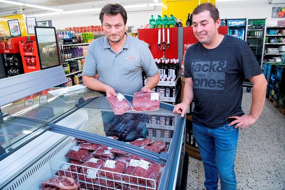 Niels Hansen og Peter Mørk (Foto)
