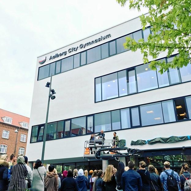 Indhold leveret af Aalborg City Gymnasium