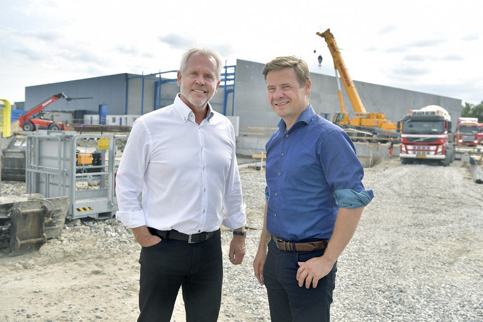 Asbjørn Hansen og Bente Poder (foto)