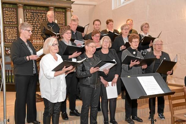 Syng med koncert i Hæstrup Kirke
