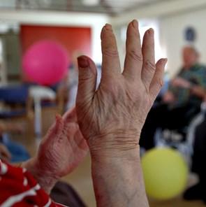 Godt nyt til de ældre: Frederikshavn får knap syv millioner ekstra til pleje