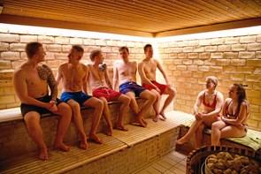 Sved på den gode måde: Svømmeland inviterer på saunacrawl