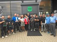 60 deltog i golfturnering