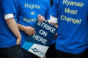 Danske flyruter ramt af konflikt hos Ryanair