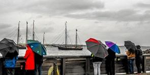 Se billederne: Skibene sendt afsted til Limfjorden Rundt