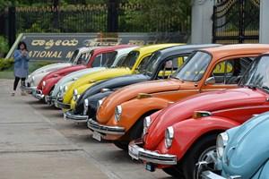 En af landevejenes ikoniske bilmodeller - Volkswagens Beetle - bliver ikke produceret efter næste år.