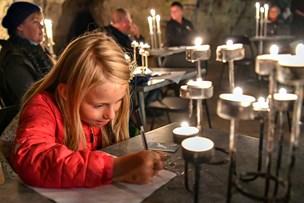 Underfulde jazzede breve under jorden i Thingbæk Kalkminer