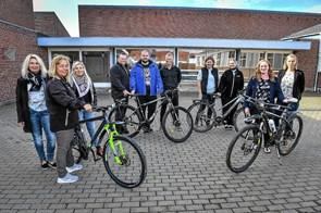 Hanstholm Skole vil cykle multibane hjem