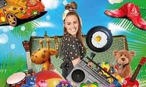 Sang og sjov med Anna Spejlæg