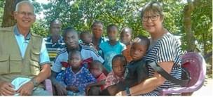 Pensionisters vilde plan: Vil bygge nødhjælpscenter i Afrika