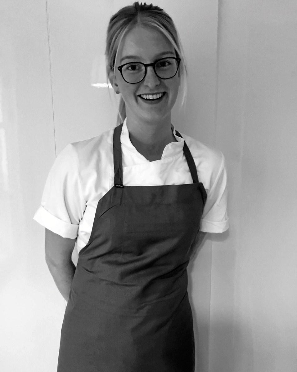 Ung Aalborg-kok er på vej mod Michelin-stjernerne