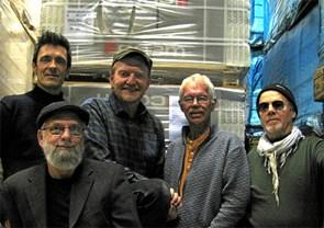 Bastard Blues Band på Oldschool - igen