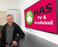 HAS vil ud og informere om bland selv tv