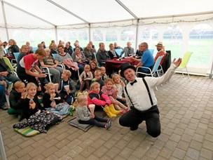 Klyngefest stor succes