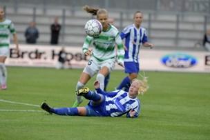FC Thy - Thisted Q tabte i Brøndby