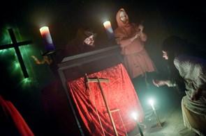 Horror Night: Du bliver skræmt fra vid og sans
