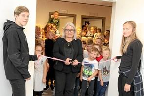Aabybro Friskole fejrede endnu en udvidelse