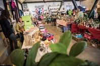 Kræmmermarked i kolonihaverne
