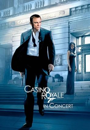 Få Bond serveret med livemusik
