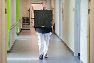 Mangel på sygeplejersker - sengepladser lukket