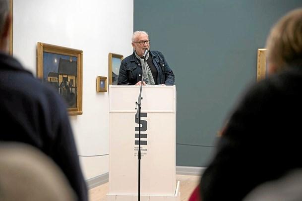 Niels Hausgaard hyldede 'dem der ikke passer ind'