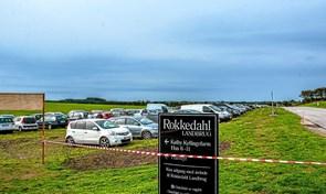 Stor interesse for åbent landbrug hos familien Rokkedahl